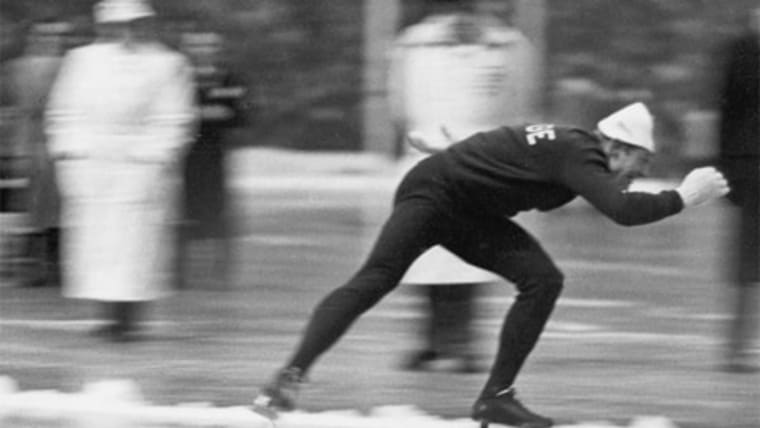 Oslo 1952 Speed Skating Men
