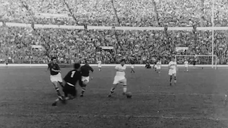 La légende du onze d'or hongrois naît aux Jeux d'Helsinki en 1952