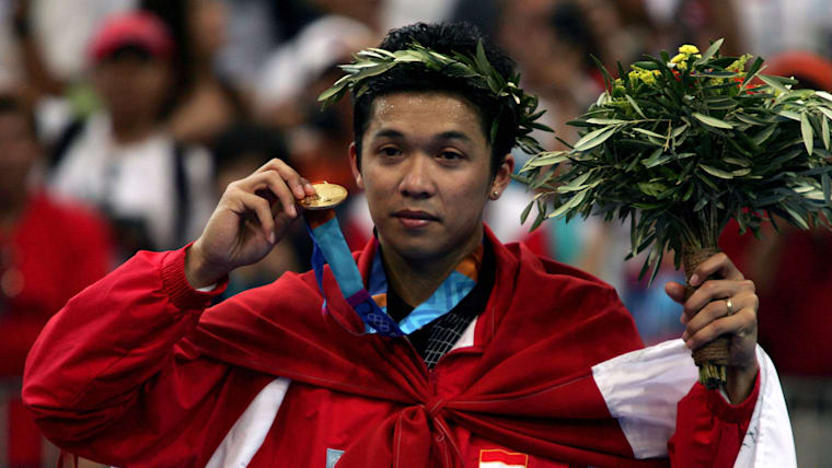 """Olympic champion Taufik Hidayat: """"I sacrificed everything for my country"""""""