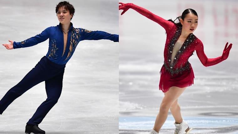 フィギュアスケート】日本スケート連盟が2020-21シーズン国際競技会 ...