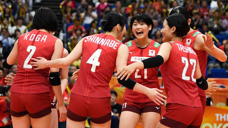 日本女子バレーボール:「東洋の魔女」復活で世界を驚かせ