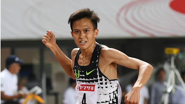 マラソン 男子 オリンピック 男子マラソン日本歴代記録ベスト100