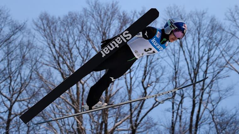 女子 ワールド カップ ジャンプ