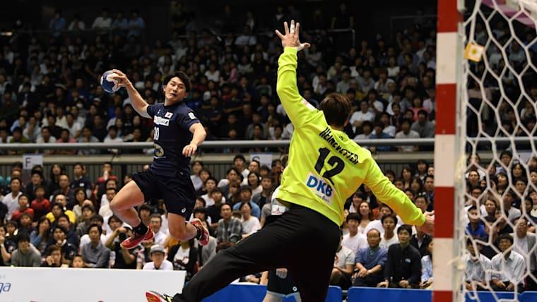 12月2日開幕】男子・日本ハンドボール選手権の日程、放送予定