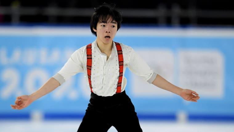世界ジュニアフィギュアスケート選手権で鍵山優真が銀メダル! 全日本 ...