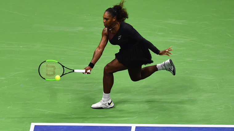 Serena Williams was below five men on the 2017 Forbes money list