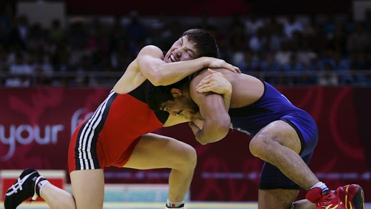 Sushil Kumar won bronze at the 2006 Asian Games in Doha, Qatar