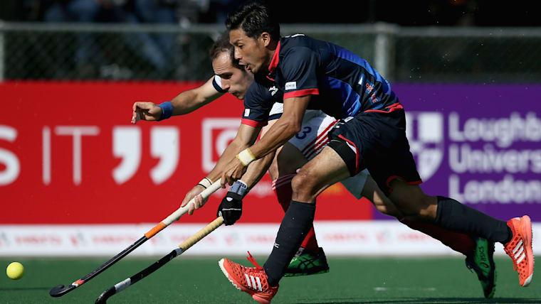 強豪オランダへ渡り、技を磨く田中健太。サムライジャパンの支柱としてチームに貢献する