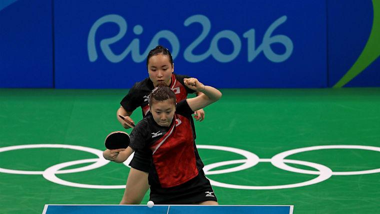 自身4度目のオリンピックとなった2016年リオデジャネイロ五輪では女子団体で銅メダルを手にした