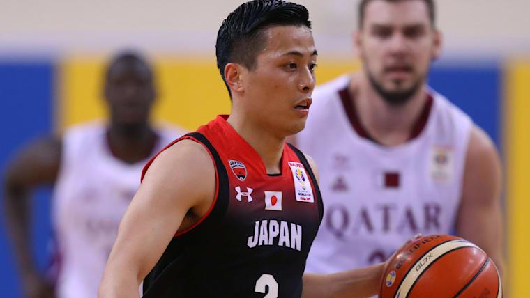 富樫勇樹は、男子バスケ選手としては小さい167cmでも日本代表に欠かせないポイントガードだ