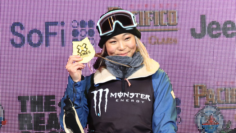 Chloe Kim won her fifth X Games title in Aspen