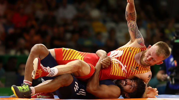 Bajrang Punia is the top seed in the 65kg freestyle category