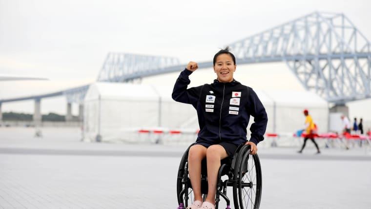 Para canoeist Monika Seryu is expected to medal at Tokyo 2020