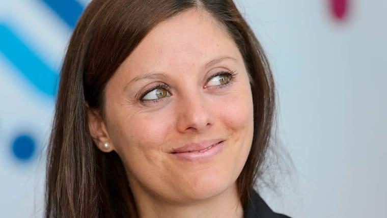 Virginie Faivre, President of the Lausanne 2020 Organising Committee