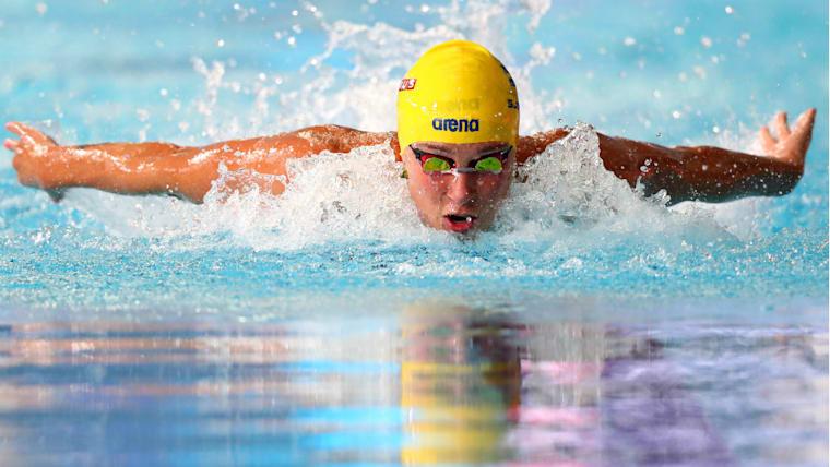 オリンピックには2008年の北京五輪から3大会連続で出場。リオデジャネイロ五輪の100メートルバタフライでは55秒48という世界記録で優勝を果たしている