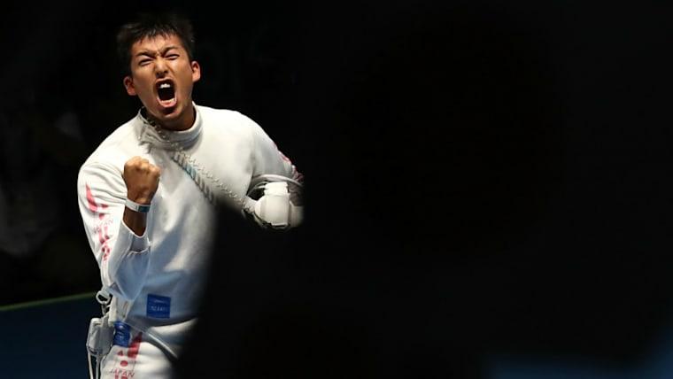 見延和靖は2016年リオデジャネイロ五輪で6位入賞を果たした実力者だ