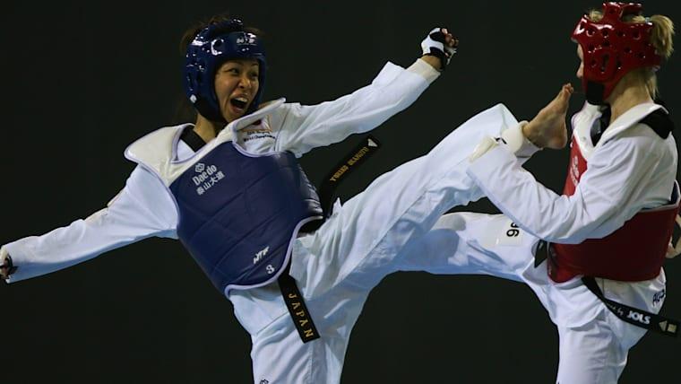 2000年シドニー五輪での岡本依子以来のメダル獲得を目指す日本。