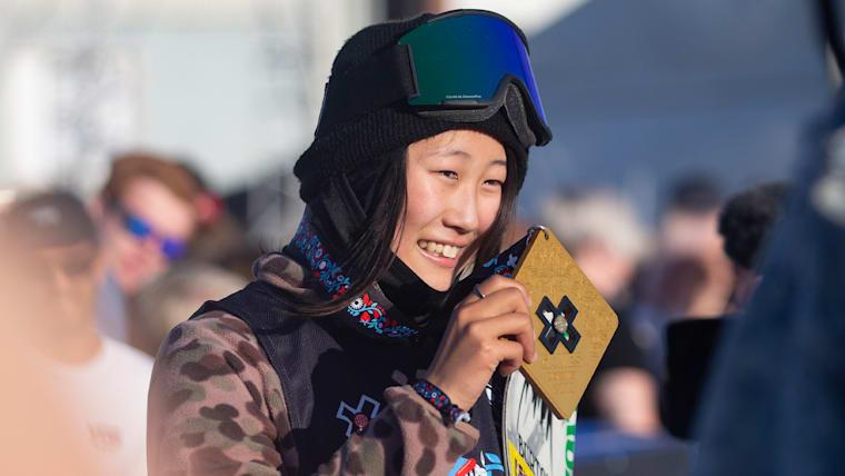 女子ビッグエアの新星は13歳で世界を制した村瀬心椛。北京冬季五輪のメダルを狙うことを自ら目標に定めている
