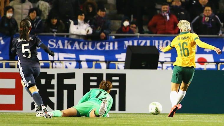 アジア最終予選では初戦のオーストラリアに1−3で敗戦。第3戦を終えて勝ち点1しか手にできなかった