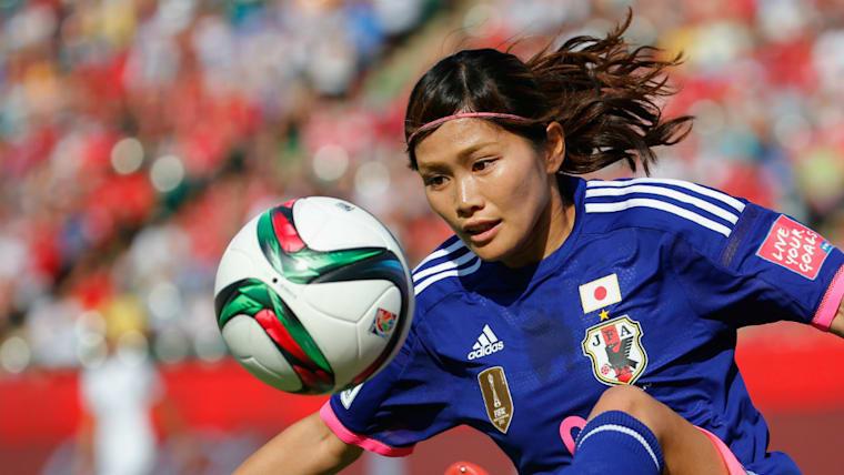 イングランドとの準決勝では川澄奈穂美のクロスが相手オウンゴールを誘い、土壇場で2−1の勝利を手繰り寄せた