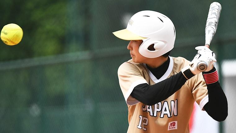 今年は東京五輪の前哨戦となるジャパンカップ。金メダル候補アメリカとの対戦は重要な一戦となる(写真は渥美万奈)