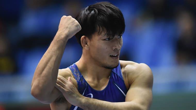 男子フリースタイルの高谷惣亮はロンドン五輪を経験。2019年の世界選手権の出場が内定している