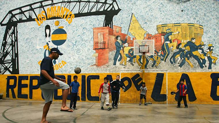 Boca street art