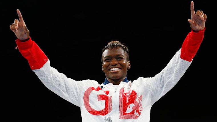ニコラ・アダムズは五輪後に世界王者に。女子ボクシング界にとって五輪はプロへの登竜門になりつつある