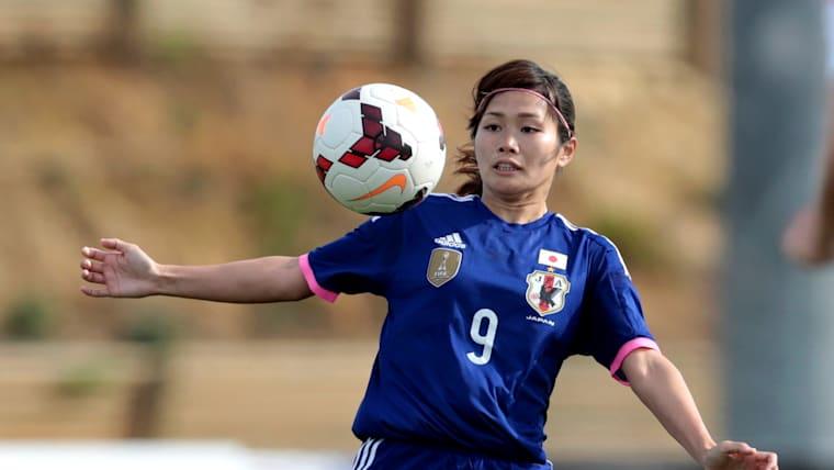 2018年になでしこジャパンへ約2年ぶりに復帰した川澄奈穂美。