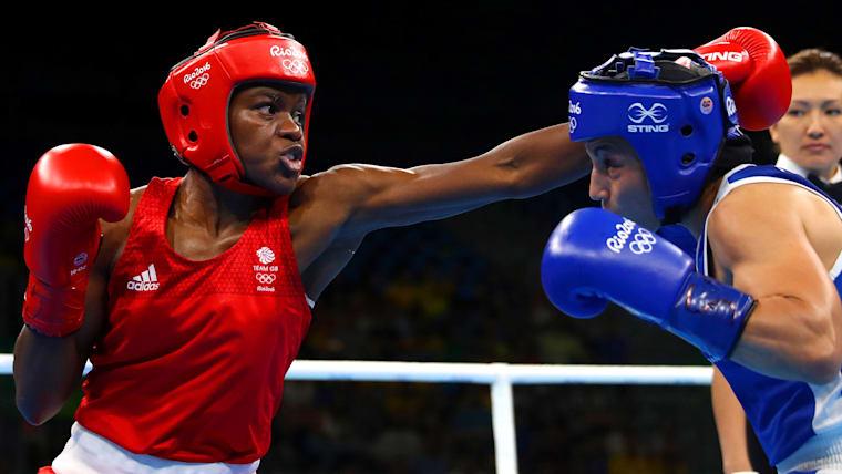 五輪採用は3大会目の女子ボクシングだが、男子顔負けの攻防をみせることも