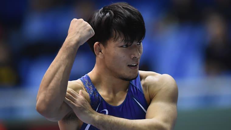 高谷惣亮は五輪2大会出場の意地を見せられるか