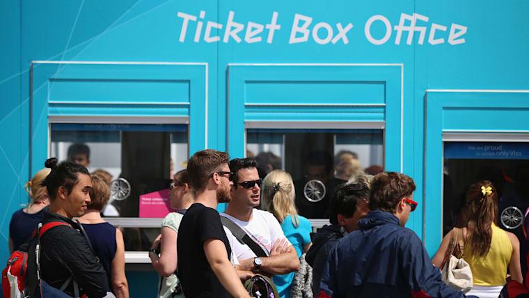 オリンピックのチケット購入には専用のIDが必要だ!