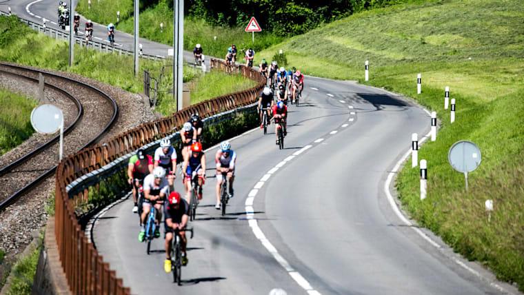 水泳、自転車、長距離の合計51.5kmを競うトライアスロン。東京五輪ではお台場海浜公園を中心に競技が行われる