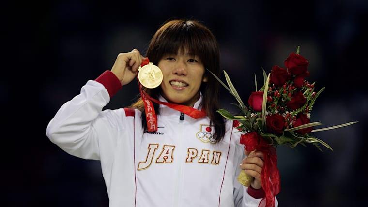 オリンピックでは金メダル3つと銀メダル1つを獲得した。