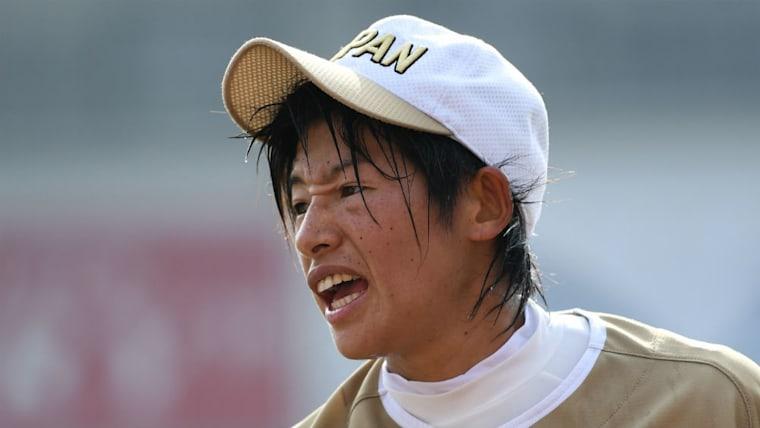 アテネと北京で五輪を経験しているエースの上野由岐子。4月に下顎骨(かがくこつ)骨折を負い、全治3カ月と診断されている
