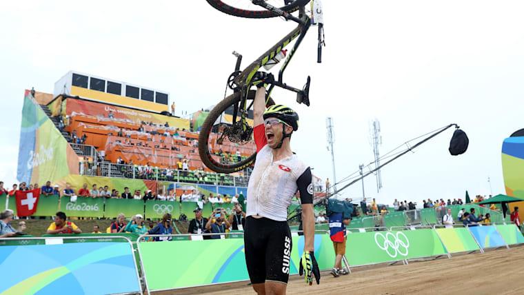 リオ五輪の男子はニノ・シューターが制した