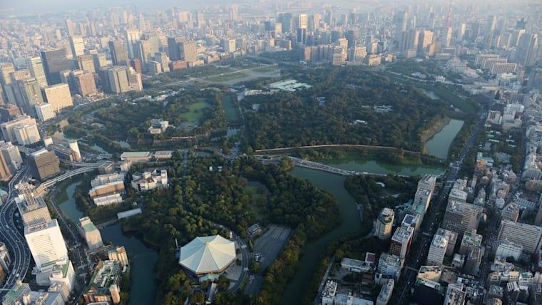 Tokyo-2020-Imperial-Palace-Garden