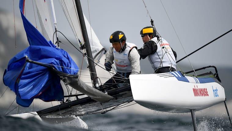 日本は開催国枠確保も、五輪出場のためには実力のアピールが必要