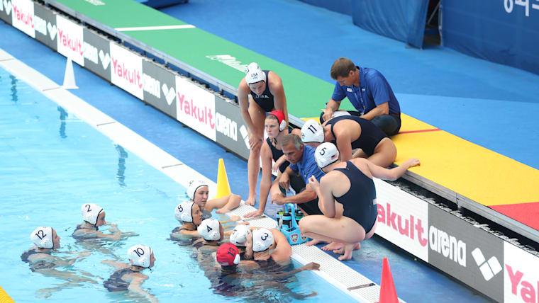 Swimming at the 2019 World Aquatics Championships – 4 × 100 metre mixed freestyle relay