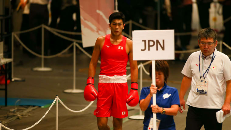 日本代表としての誇り