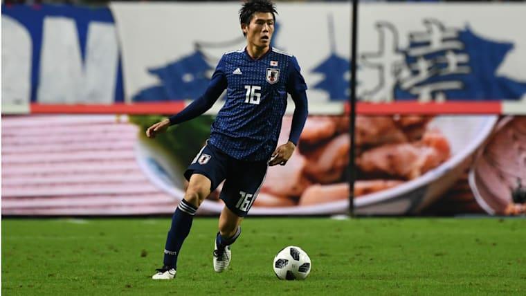 冨安健洋は2018年10月にすでに日本代表デビューを果たしている。東京五輪では中心選手としての活躍が期待される