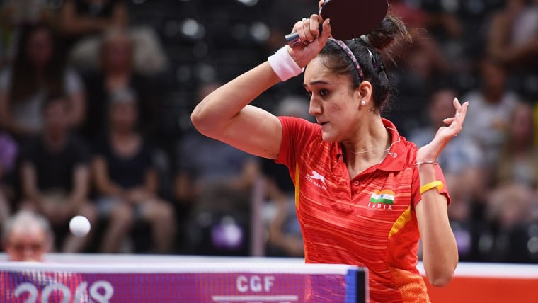 Manika Batra is the first Indian woman to win a singles gold at the Commonwealth Games