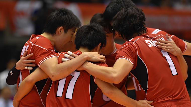 日本男子バレーボール