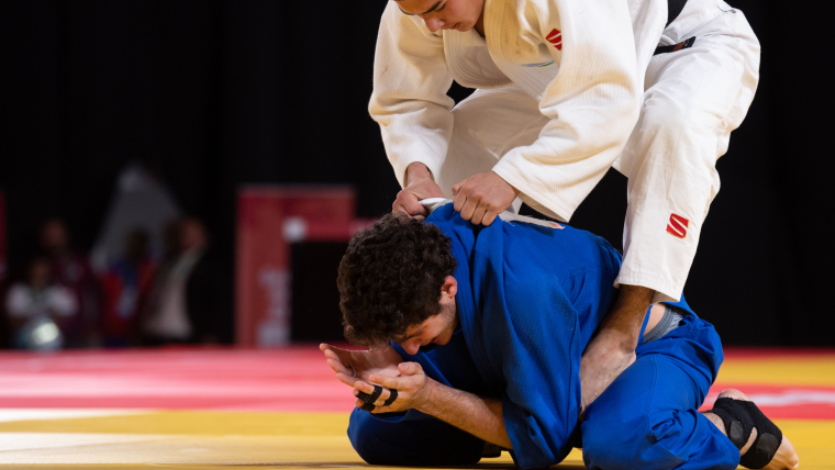 Men's -66kg Final - Judo  Buenos Aires 2018 YOG