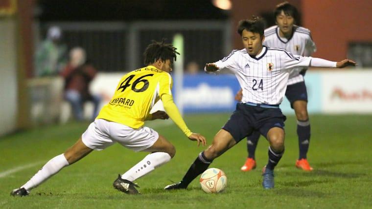 東京五輪時は19歳。古巣のバルセロナに戻り、さらに実力を磨いている可能性は十分にある