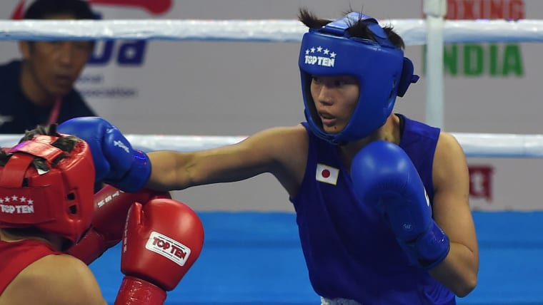 日本女子ボクシングの草分け・和田まどか。リオ大会予選落ちの悔しさから東京五輪出場を目指す