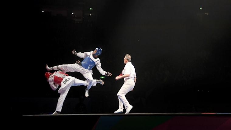 東京五輪のテコンドーは2020年7月25日に開幕。幕張メッセ Aホールが戦いの舞台となる