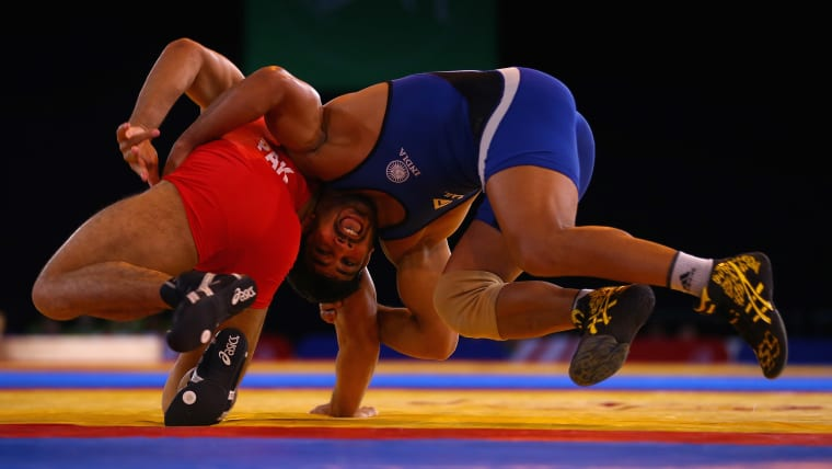 Sushil Kumar, returning to the mat after his 2018 Asian Games loss, could last just 90 seconds