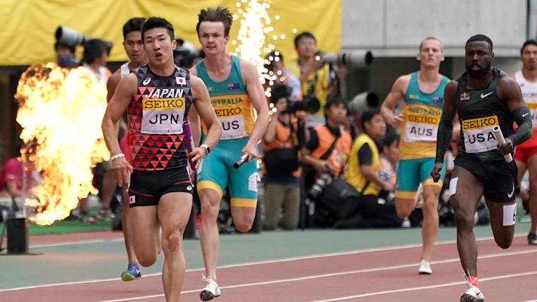 全26種目のゴールデングランプリ大会。IAAFが定める「IAAFワールドチャレンジ」の第3戦となる