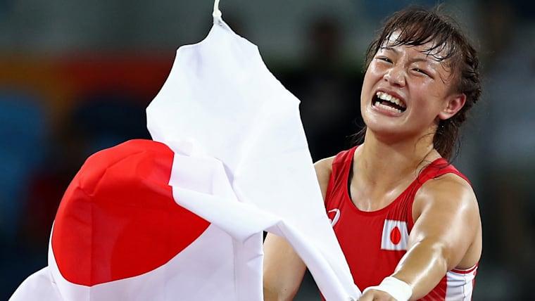登坂絵莉は、練習の虫として、59連勝を挙げ、リオデジャネイロ五輪では金メダルを獲得した